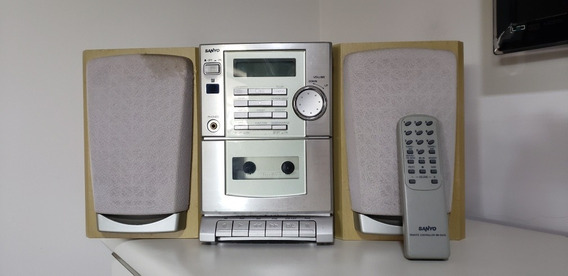 Mini System Sanyo Dcgda70 (cd E Fm)