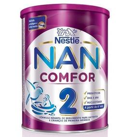 Kit 2 Leite Nan Comfor 2 - 800g - Nestlé