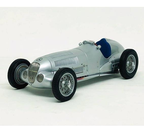 Mercedes-benz W125 1937 Prata 1:18 Cmc M-031