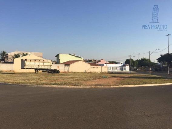 Terreno Para Alugar, 1200 M² Por R$ 3.000,00/mês - São José - Paulínia/sp - Te0416