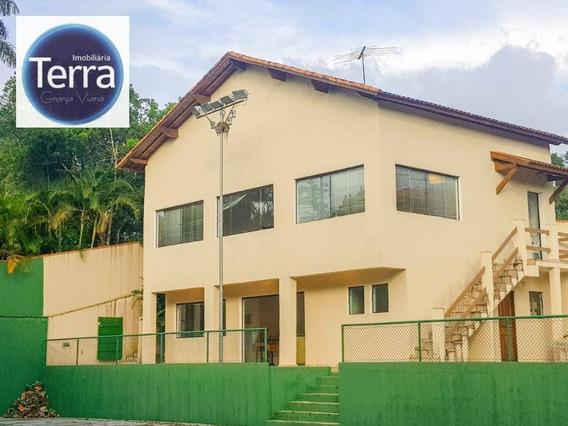 Casa À Venda Por R$ 900.000 - Transurb - Granj Viana - Ca1903