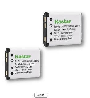 Kit Mod. 66107 Para Pentax D-li63