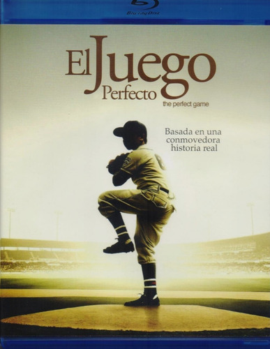 Imagen 1 de 3 de El Juego Perfecto The Perfect Game Pelicula Blu-ray