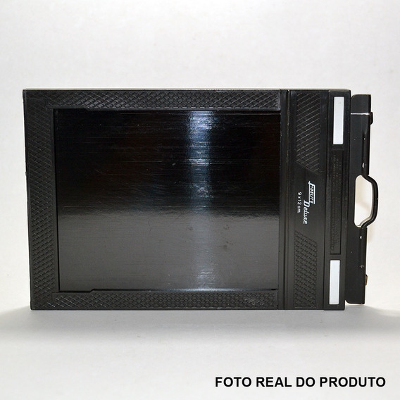 Back 9x12cm Para Chapas Fotográficas Cameras Grande Formato