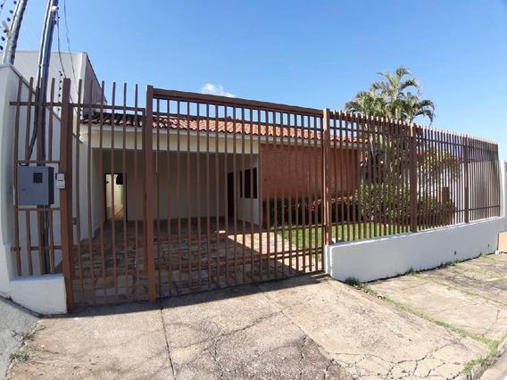 Casa Residencial Para Locacao - 276