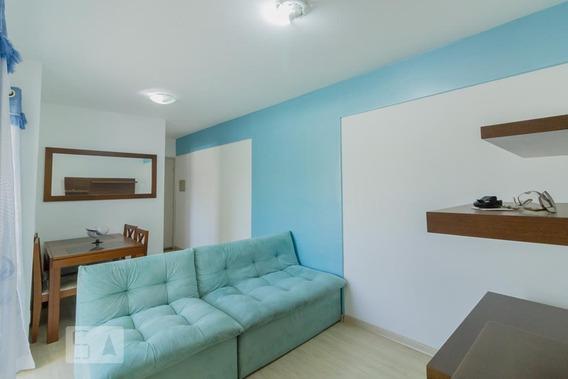 Apartamento Para Aluguel - Jardim, 2 Quartos, 50 - 893116695