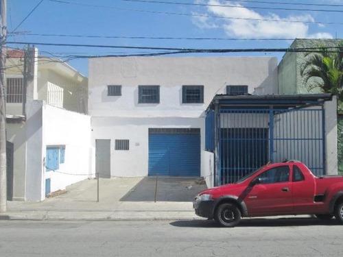 Imagem 1 de 12 de Venda Galpão - Vila Santa Catarina, São Paulo-sp - Rr611