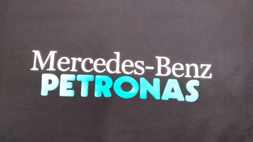 Polera  Mercedes Petronas