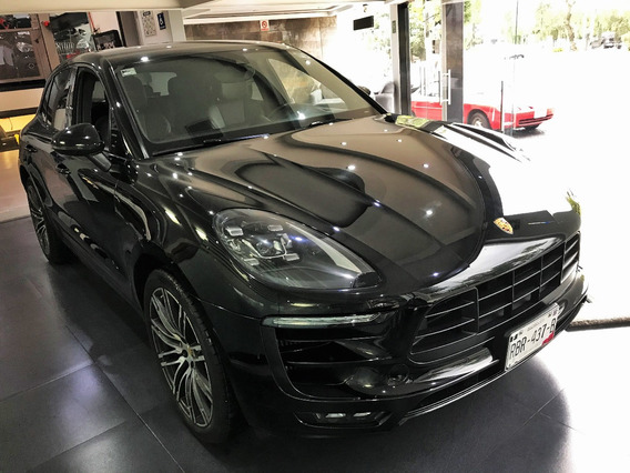 Porsche Macan 2017 Gts