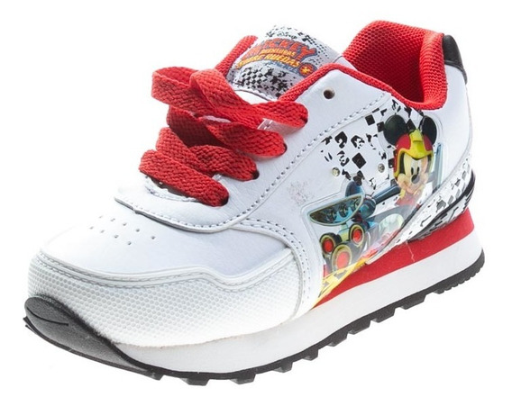 Zapatilla Addnice Mickey Running Race Cordon