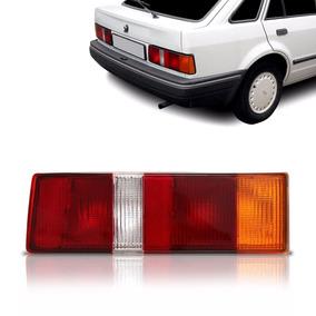 Lanterna Traseira Vermelha Ambâr Cristal Escort 87 A 92