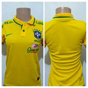 Camisa Guaraná Masculino E Blusa Baby Look Feminina Brasil
