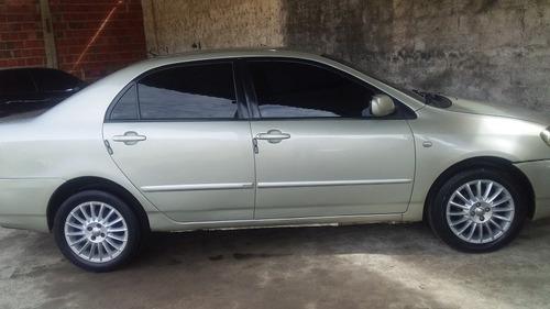 Imagem 1 de 15 de Toyota Corolla 2004 1.8 16v Xei Aut. 4p