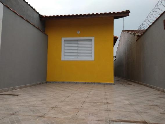 Vendo Essa Casa Em Mongaguá, Agenor De Campos Ref 7528 E