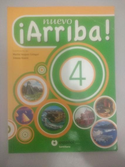 Nuevo Arriba! 4 Libro Del Alumno + Cd Audio