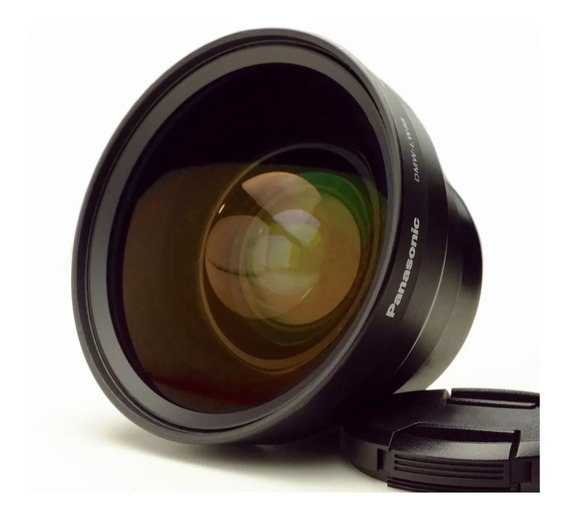 Lente Lumix Wide Conversion Lens 0.7x Dmw Lw55