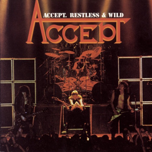 Accept Restless And Wild Cd Us Import