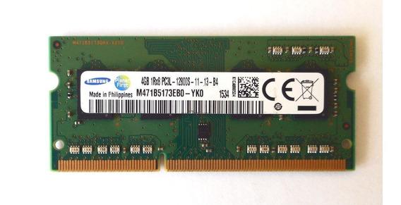 Memoria Sodimm Samsung M471b5173eb0-yko 4gb Usada!!
