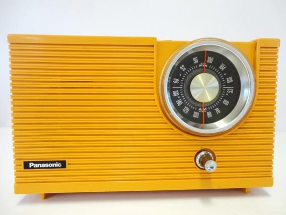 Rádio Portátil Panasonic.