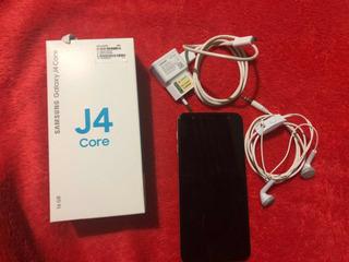 Samsung J4 Com Apenas Duas Semanas De Uso