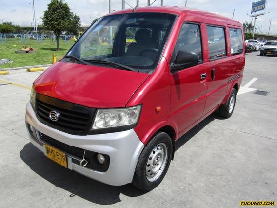 Gonow Minivan Mt 1200