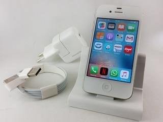iPhone 4s Branco Netfliix Zap Face Leia Todo Anuncio