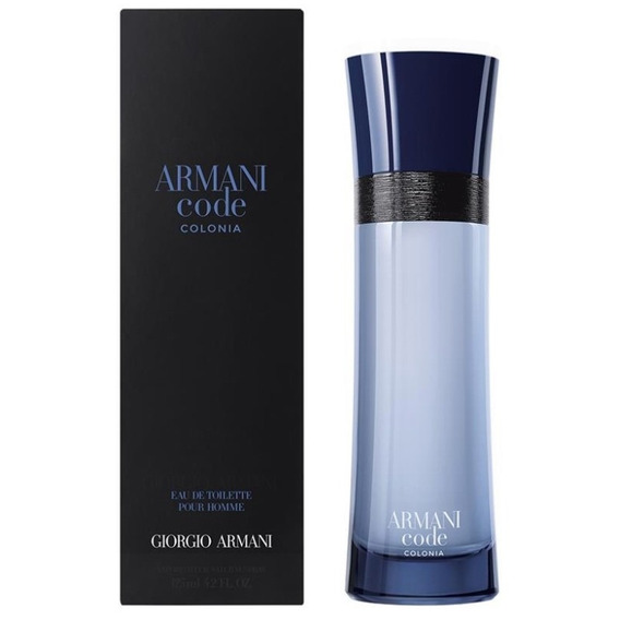 Giorgio Armani Code Colonia 125ml Edt