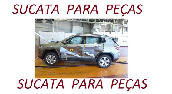 Jeep Compass Sucata Para Vender Peças