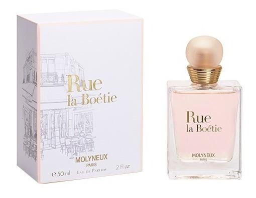 Perfume Rue La Boetie Molyneux Parfum 50 Ml - Selo Adipec