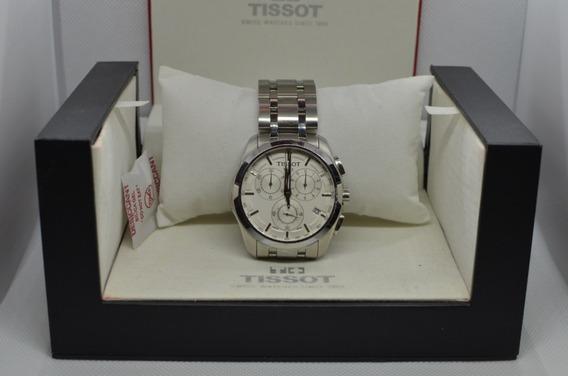 Relógio Tissot Couturier Chronograph - T0356171103100