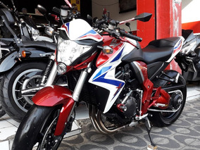 Honda Cb 1000r Abs Ano 2015 Apenas 5500km Shadai Motos