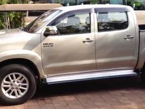 Toyota Hilux Sin Registro Y Placa
