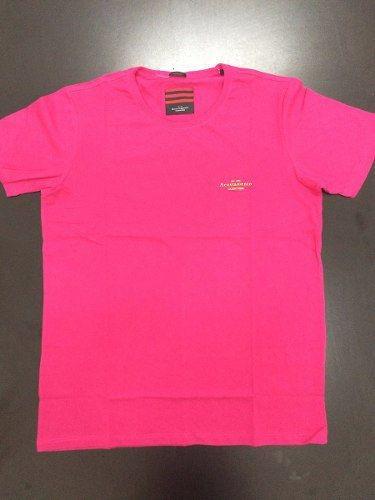 Camiseta Masculina Básica Acostamento X711020030