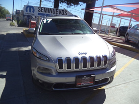 Jeep Cherokee 2.4 Limited Plus At 2017.
