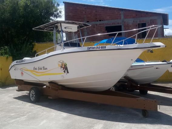 Lancha Fishing 265 Evinrude 250 Hp