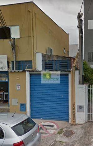 Salão Comercial Para Locação, Jardim Do Trevo, Campinas. - Sl0026
