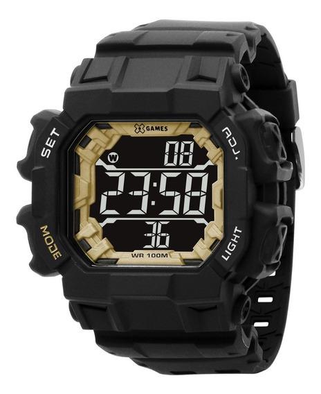 Relógio X-games Masculino Digital Xgppd141 Pxpx Preto