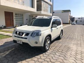 Nissan X-trail 2.5 Slx Lujo Cvt Mt