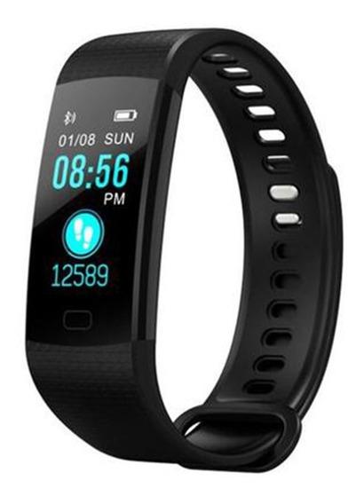 Y5 Smart Watch Bracelet, Monitor De Ritmo Cardíaco