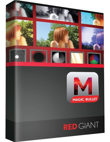 Red Giant Magic Bullet Suite 12