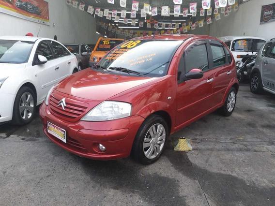 Citroën C3 1.4 8v Exclusive Flex 5p 2007/2008