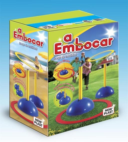 Juego De Habilidad A Embocar 10149 New Plast Cuotas