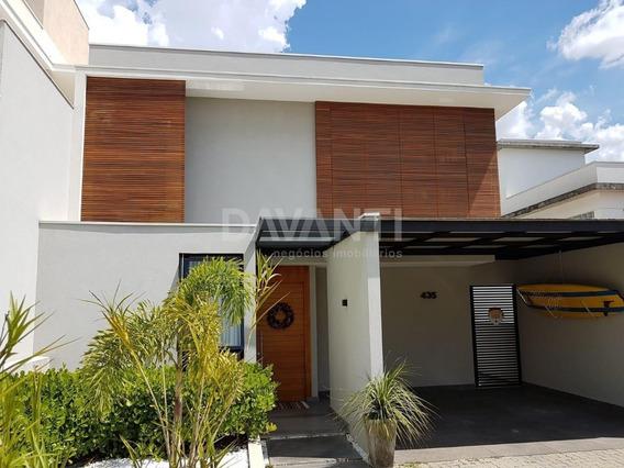 Casa À Venda Em Condomínio Reserva Da Mata - Ca112671