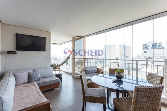 Apartamento Muito Sofisticado, Próximo A Estação Adolfo Pinheiro Do Metrô! - Mr70153