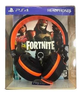 Auricular Gamer Fortnite Microfono Ps4 Playstation 4 Envío