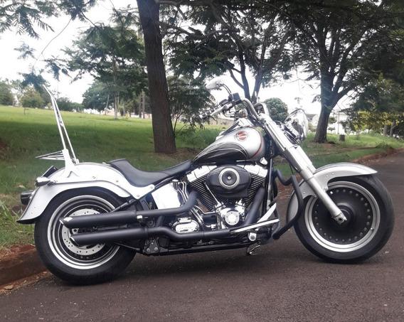 Harley-davidon Fat Boy 07/08 Única