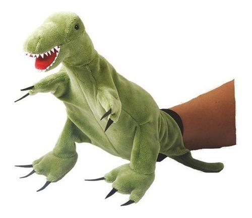 Títere Dinosaurio Rex