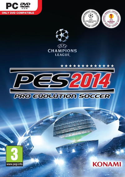 Pes 2014 Pc Digital