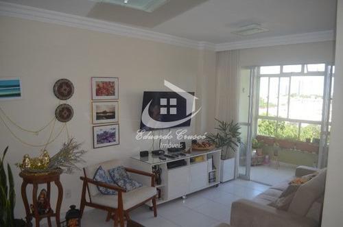 Imagem 1 de 20 de Apartamento, Venda, Brotas,  2 Quartos, 81 Metros, Nascente, Excelente Oportunidade! - Ap0434