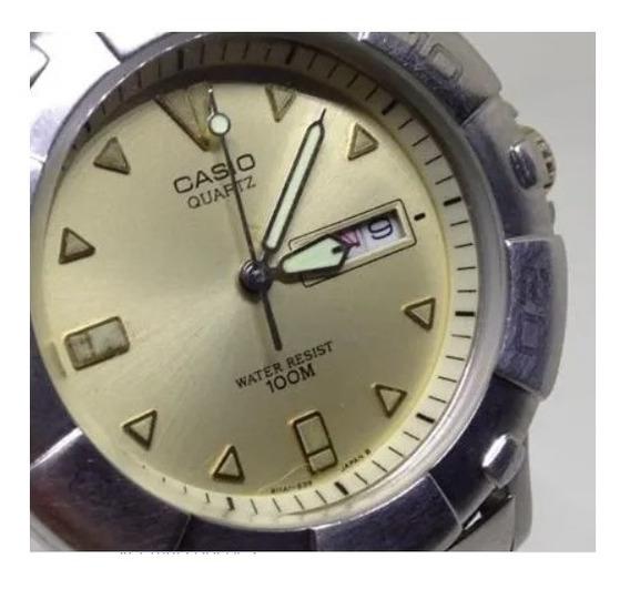 Relógio De Pulso Casio 100m U06765 Webclock